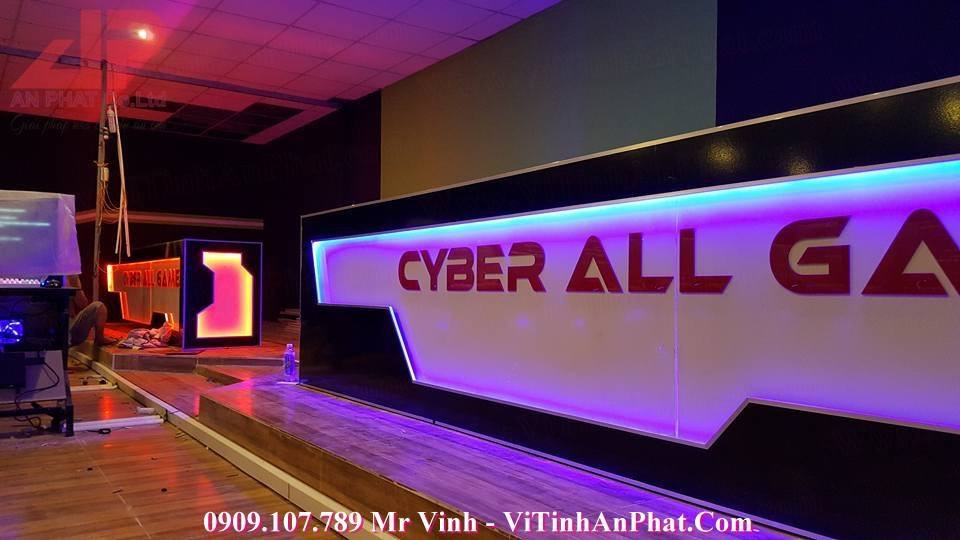 Cyber All Game
