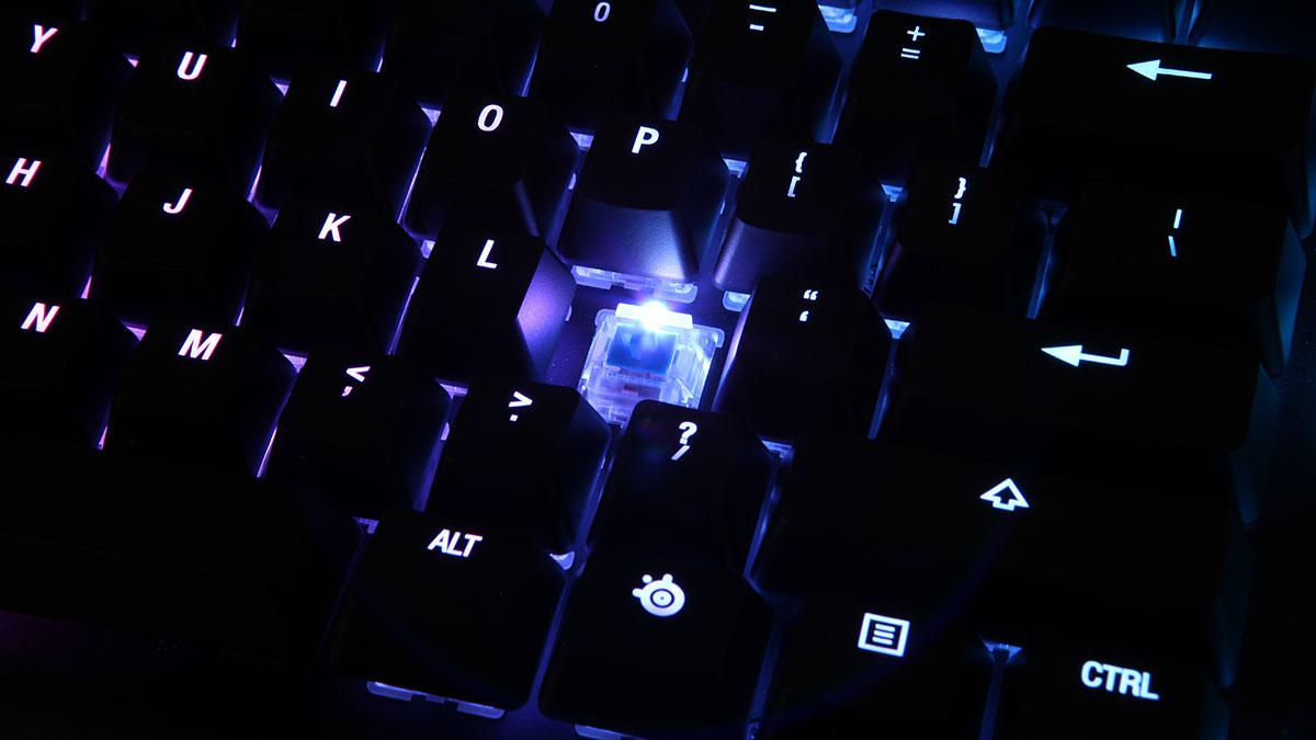 Steelseries Apex M650 Phm C Mu M Cc P Ai Nhn Cng Phi Keyboard Black Switch L Mt Thit B K Mng Nh I Km Vi Hiu Ng N Nn Rgb Rt Mi Bn Bm U To Ra Nhng