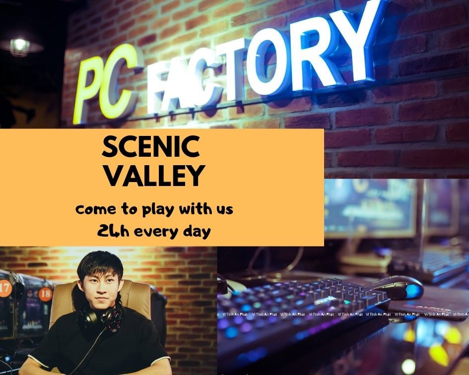 CYBER GAME PC FACTORY