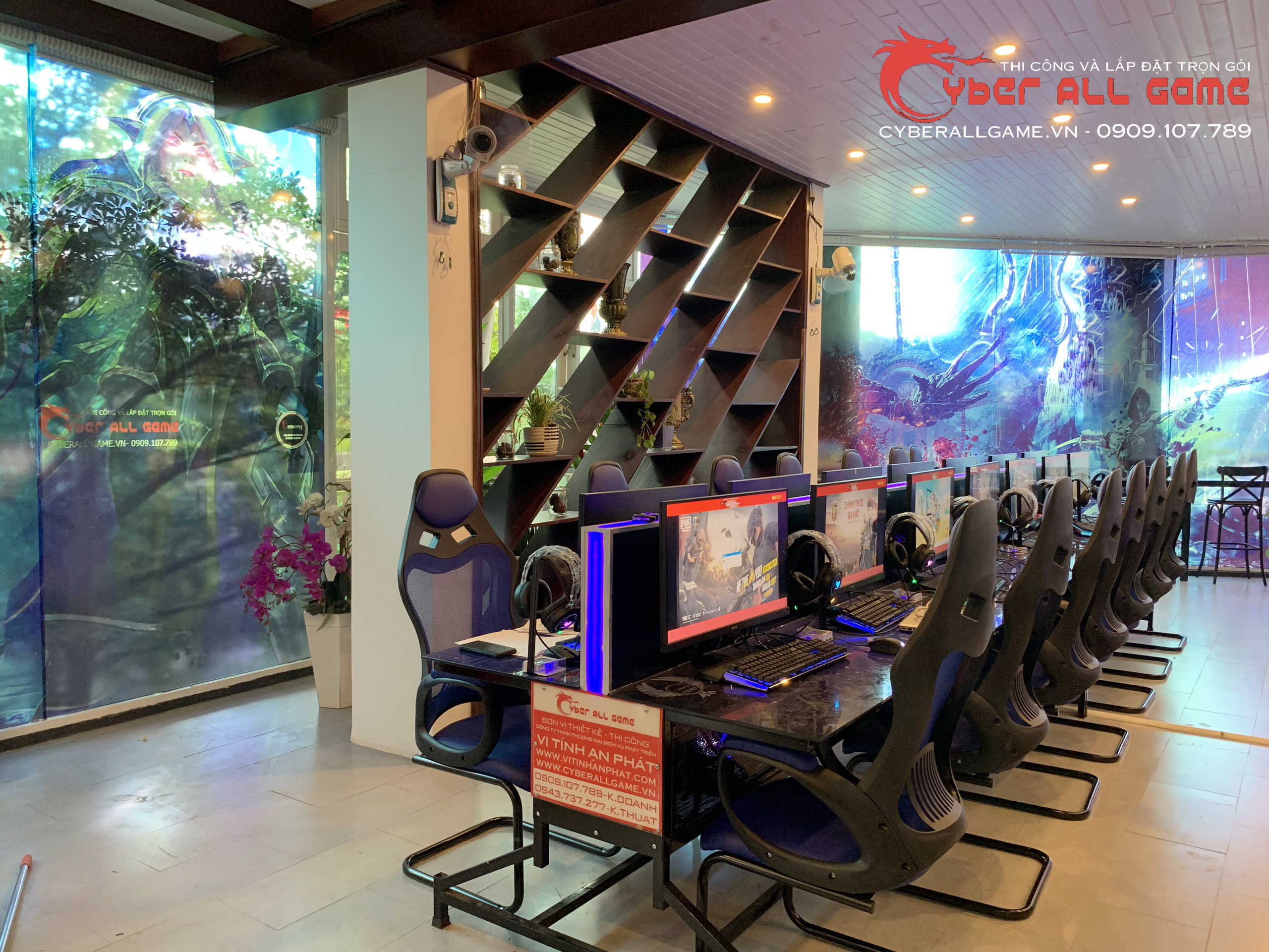 cyber all game pleiku gia lai