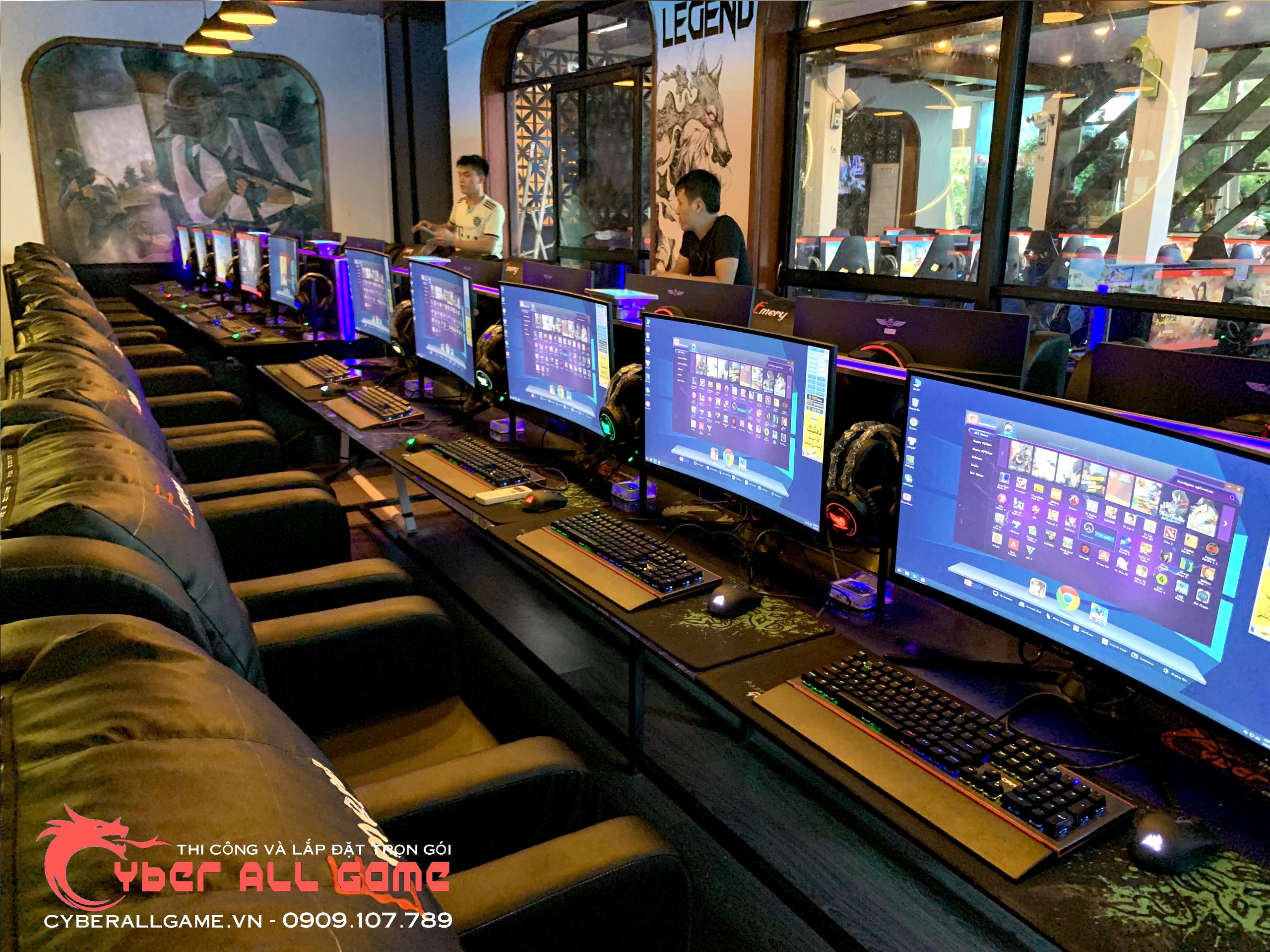 bàn dành cho cyber game cao cấp