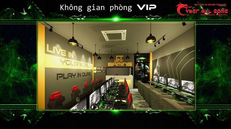 cyber game cao cấp long khánh