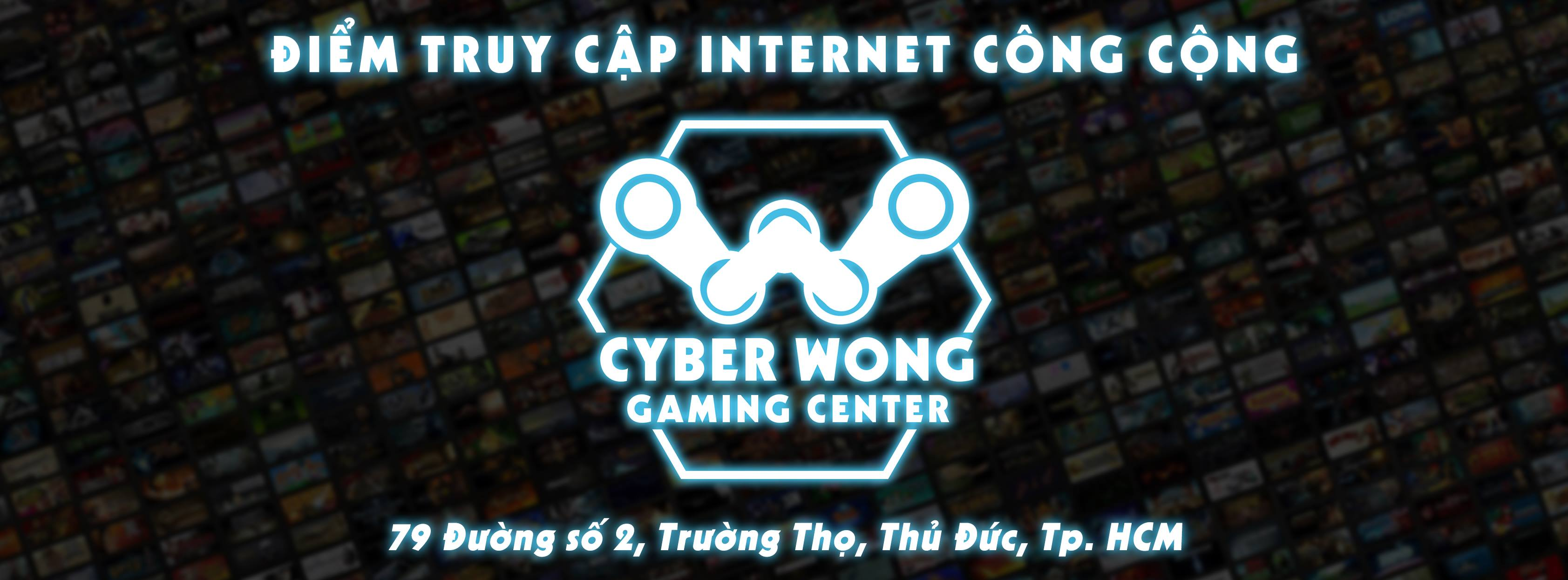 Cyber Wong Gaming Center