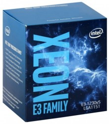 CPU Intel Xeon E3-1230V5 3.4GHz / 8MB / Socket 1151 (Skylake)