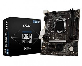 Main Board MSI B360 Pro Coffee Lake Cyber Game In Style