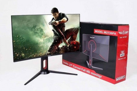 Màn hình Kinglight 27''M2736PA Curved 144Hz