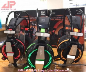 Tai Nghe G7000 PRO GAMING HEADSET LED