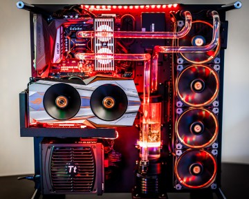 Pc Gaming Pc Modding & Water Cooling